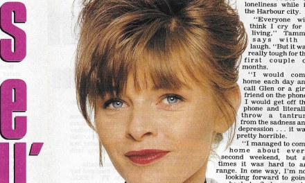 "TV Week: ""God looks after me so well"" Police Rescue 19th September 1992"