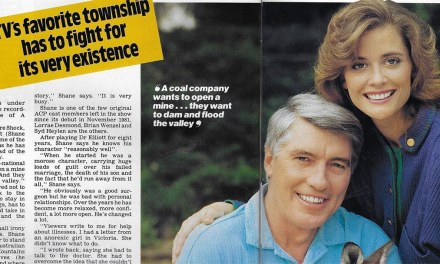 "TV Week: ""Wandin Valley Wipe Out"" A Country Practice 14th October 1989"