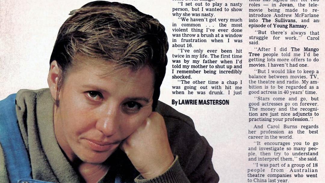 """TV Week: """"Frankly, Franky Wasn't Me"""" Prisoner 28th April 1979"""