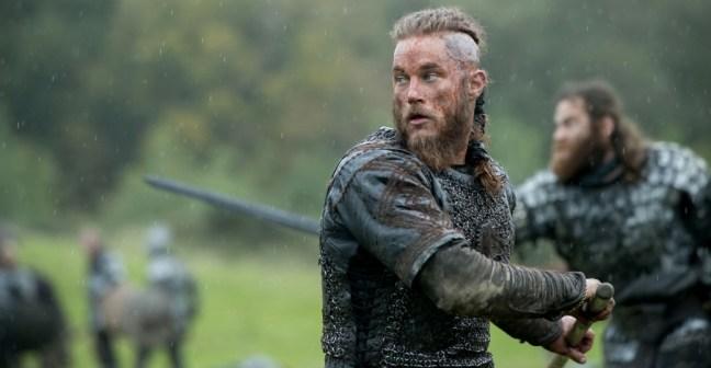 Resultado de imagen de ragnar vikings