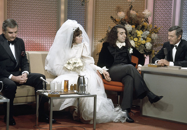 Image result for tiny tim's wedding on tv