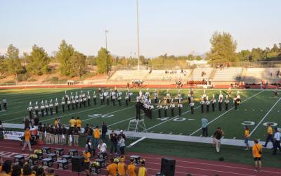 Marching Band and Football Games – What to Expect