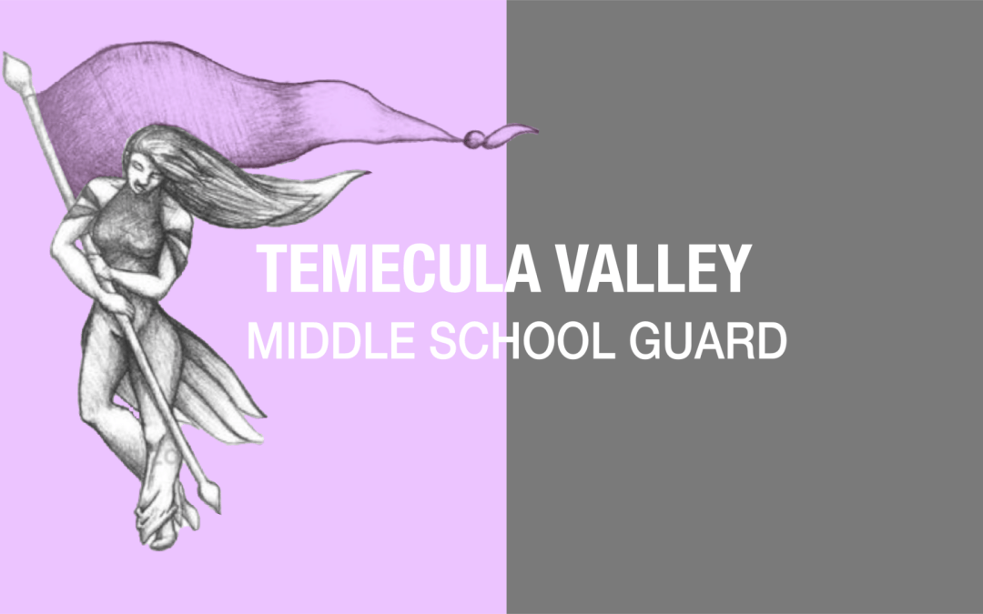 Middle School Color Guard Starts March 13