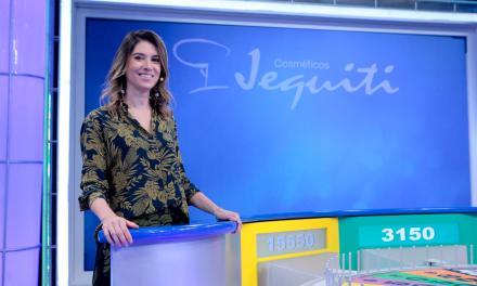 Silvio Santos coloca a filha em seu lugar no programa