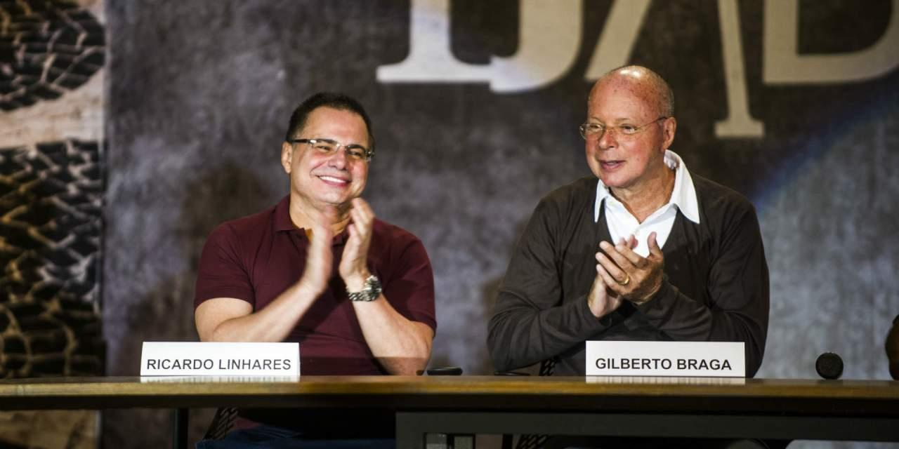 """""""Nunca tive choque de ideias com Gilberto Braga ou Aguinaldo Silva"""", diz autor"""