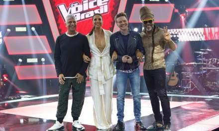"""""""The Voice Brasil"""" terá sete fases; entenda como será"""