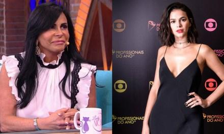 """Gretchen reprova Bruna Marquezine para vivê-la no cinema: """"Não tem jeito nem feições"""""""
