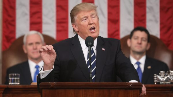 Image result for donald trump state of the union 2018