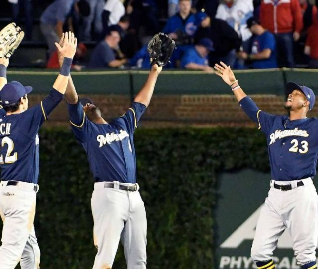 Where To Watch Brewers Vs Cubs And Dodgers Vs Rockies Mlb Tiebreaker Games