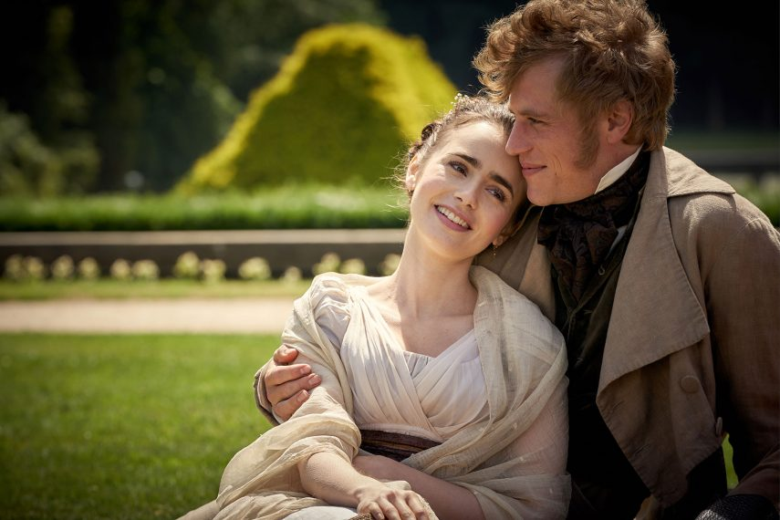 Le Miserables - LILY COLLINS, JOHNNY FLYNN
