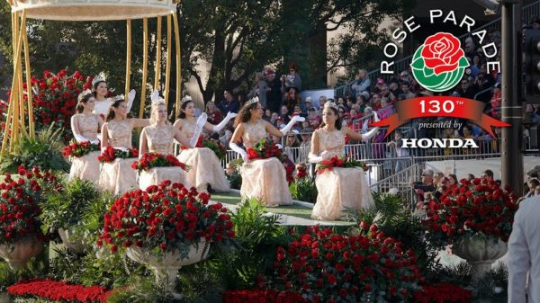 Welcome the New Year With the 130th Tournament of Roses ...