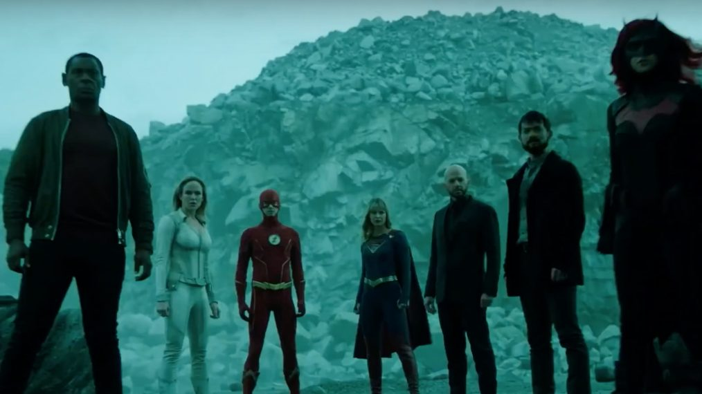 Image result for the flash crisis on infinite earths cw