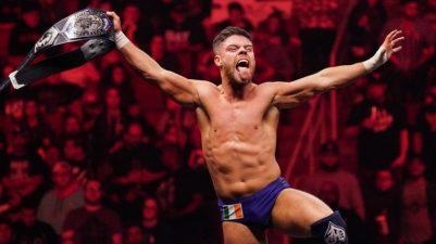 Jordan Devlin on Being the WWE's 'Irish Ace' in the Hole - TV Insider