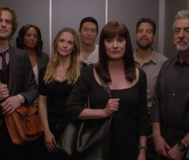 Things We Wished Wed Seen In The Criminal Minds Finale