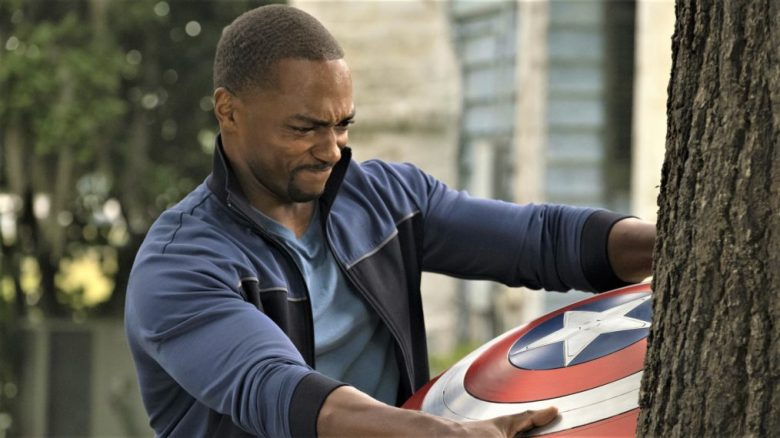 The Falcon and the Winter Soldier': Sam Takes Cap's Shield for a Spin in  New Trailer (VIDEO)
