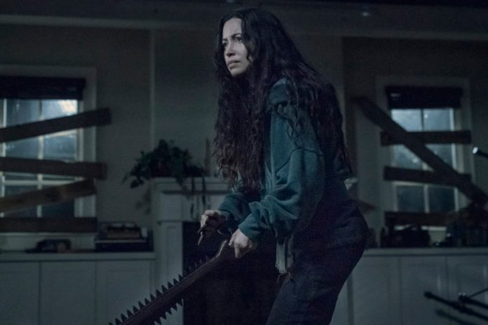 The Walking Dead Season 11, Episode 8, Christian Serratos as Rossita Espinosa