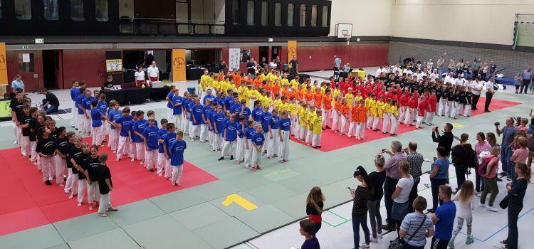Judo: Nachtrag – Viel Erfahrung für die Kreisauswahl beim Westfalen-Cup