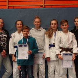 Judo: Bezirkseinzelmeisterschaften U15 und U18 in Bielefeld