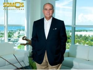 Luis Villanueva, presidente y CEO de SOMOS Distribution