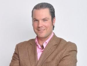 Cristian Cabero, vicepresidente de Viacom/Nickelodeon consumer products the Americas