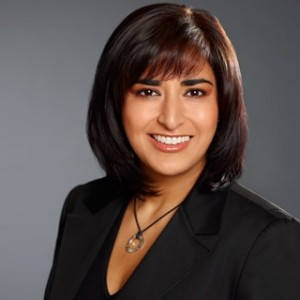 Roma Khanna, presidente de MGM Television Group y digital.