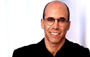 Jeffrey Katzenberg, director ejecutivo del departamento de animación de Dreamworks