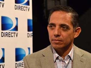 Eduardo Catter, gerente comercial, DIRECTV Perú.