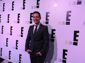 Jorge Murillo, country manager of E! Entertainment for Mexico and Central America