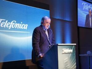 uis Blasco Bosqued, presidente de Grupo Telefónica en Argentina