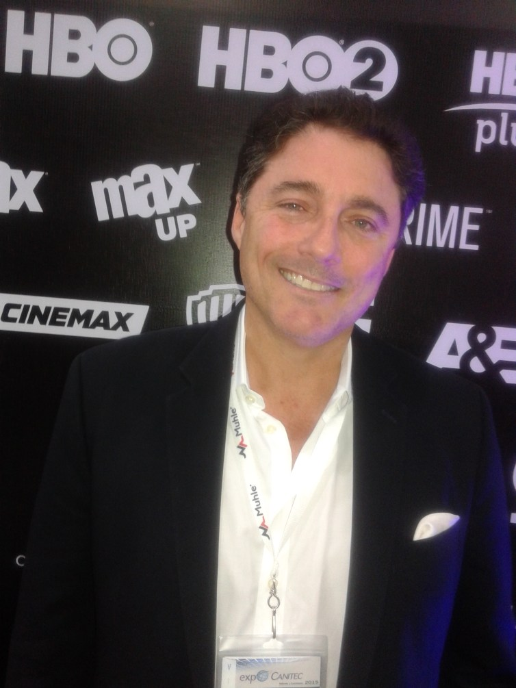 Eduardo Ruiz  de A&E Networks Latin America