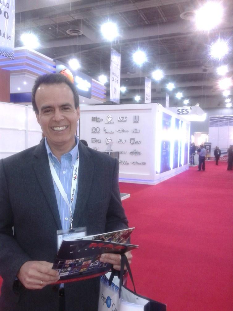 Rolando Figueroa de HOLA TV