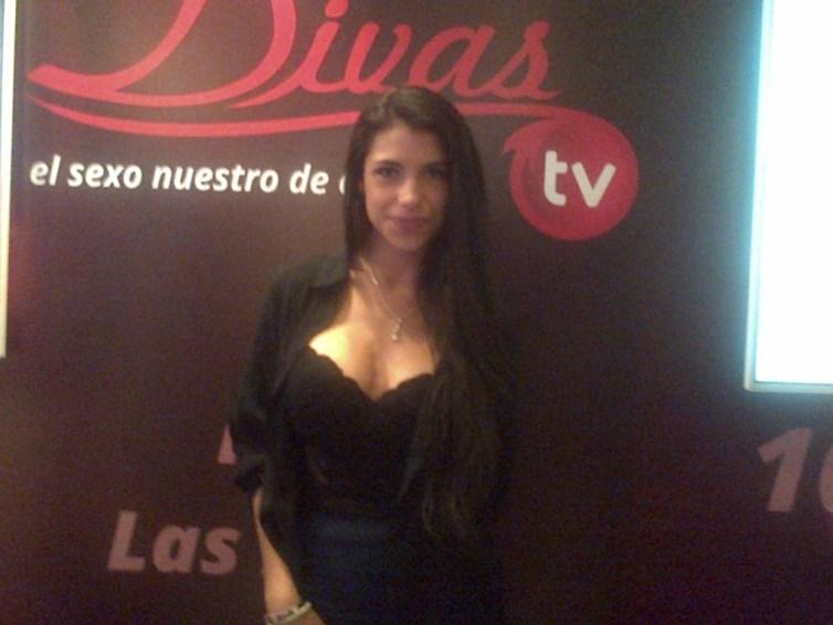 Fiorella Delgado, RR.PP de Divas TV