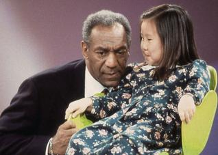 Bill Cosby Host del programa 'Kids Say the Darndest Things'