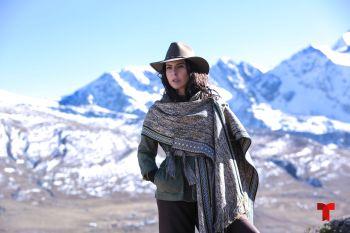 Kate del Castillo. La reina del sur, temporada III