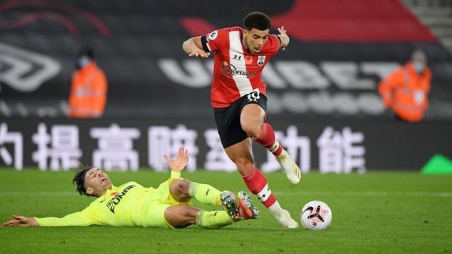 El sorprendente Southampton gana 2-0 al Newcastle y se coloca líder en  Inglaterra
