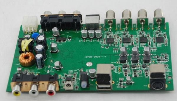 4x4 car tv tuner 4 antenna digital tv receiver