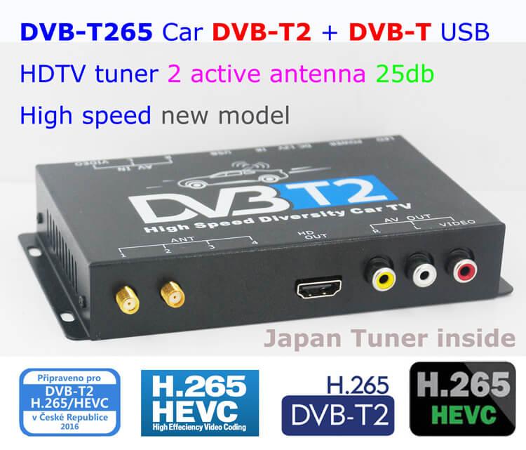 德国DVB-T2 H.265