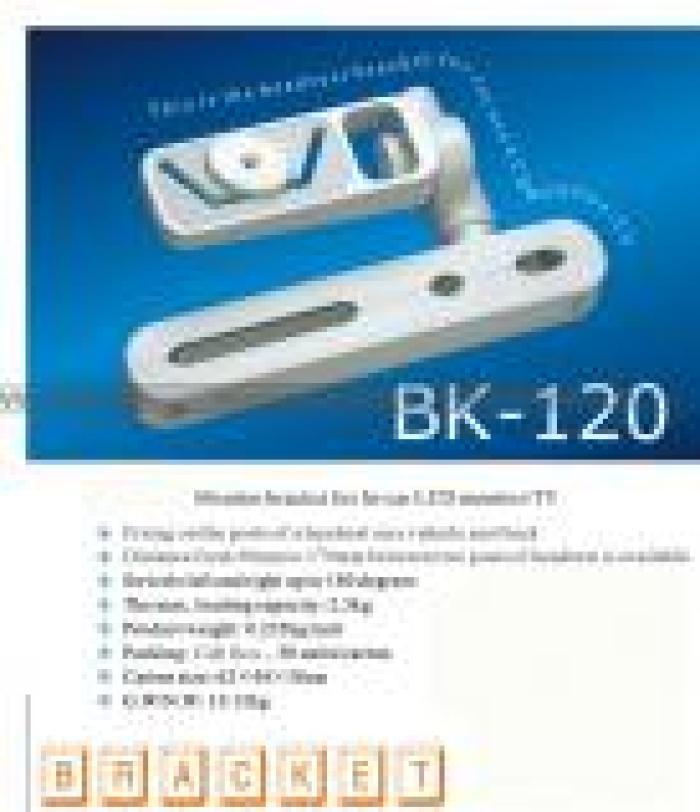 BK 120 Monitor Bracket for In car LCD MonitorTV