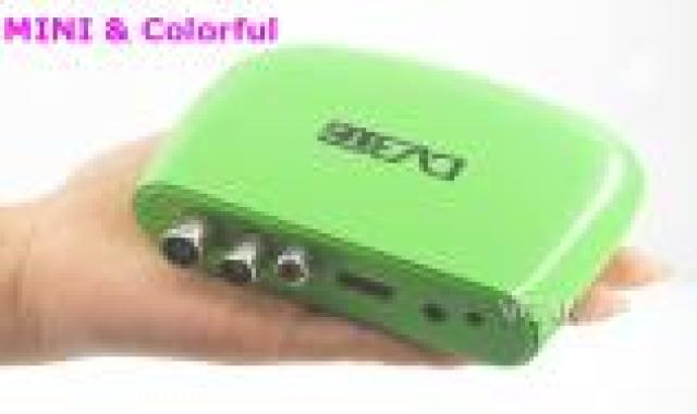 Mini HD DVB-T2 Home H.264 Set Top Box with USB support PVR 8 -