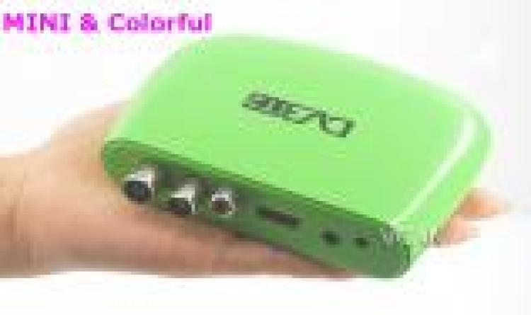 Mini HD DVB T2 Home Set Top Box with USB support PVR and H.264 750