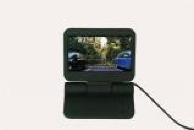VCAN0998 Auto Electric flip 4.3 monitor LCD Color Car Monitor 7 -