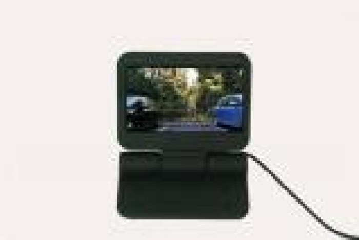 VCAN0998 Auto Electric flip 4.3 monitor LCD Color Car Monitor 15
