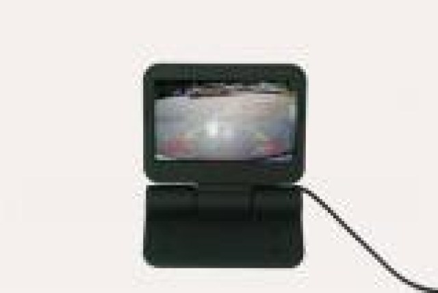 VCAN0998 Auto Electric flip 4.3 monitor LCD Color Car Monitor 6 -