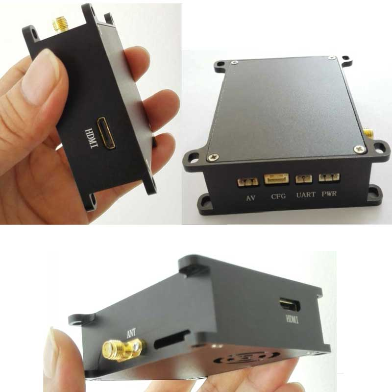 COFDM Wireless Video Transmitter HDMI