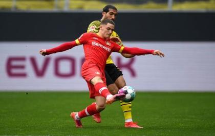 BVB visiting Leverkusen: the spotlight of the Bundesliga takes spot right here