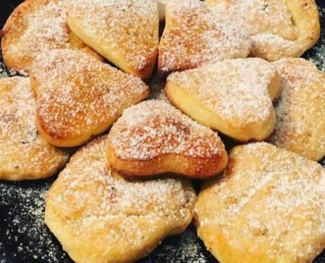 Творожное печенье простой быстрый рецепт. Буквально 30 минут.