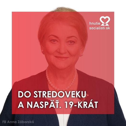 Socialisti.sk- FB Anna Záborská