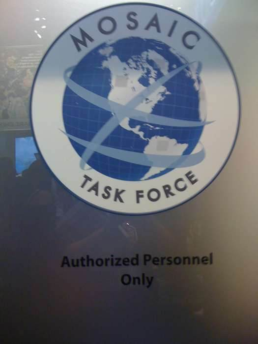 Logo For The Mosaic Task Force