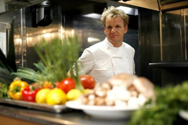 Restaurant Cafe 36 Gordon Ramsay