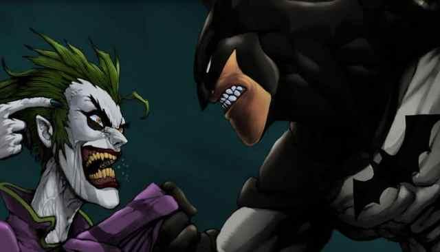 Image result for joker to bruce wayne